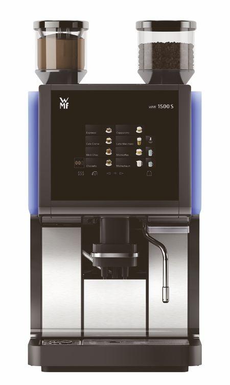 2015 WMF 1500s Automatic Espresso Bean To Cup Coffee Combo Machine & Milk Fridge