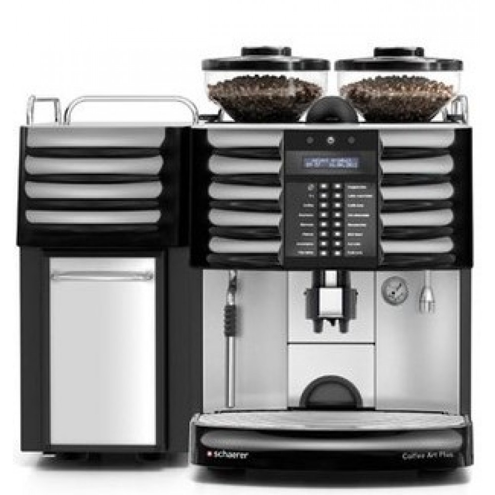 schaerer coffee art dfh btn fs. Black Bedroom Furniture Sets. Home Design Ideas